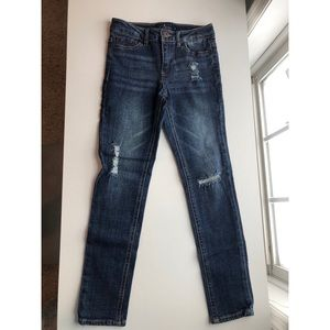 Girls Lucky Jeans Size 8